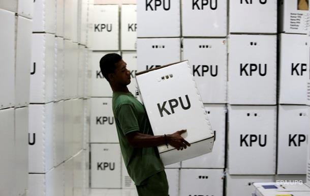 В Індонезії 139 людей загинули, підраховуючи голоси після виборів
