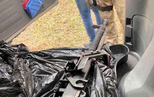 Вышедшего под залог  киллера с пулеметом  повторно задержали