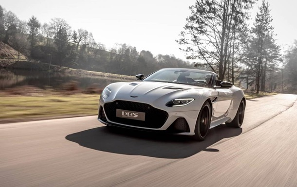 Aston Martin представил самый быстрый кабриолет