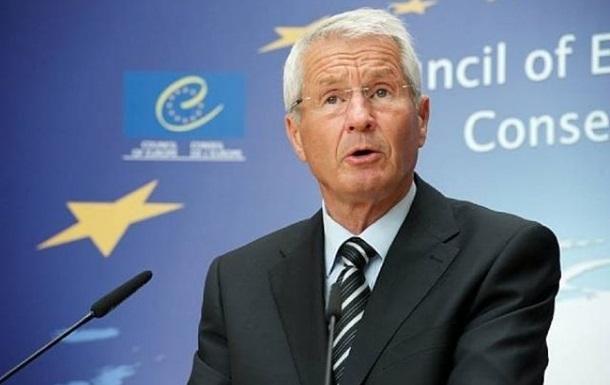 Глава Совета Европы пообещал Зеленскому поддержку