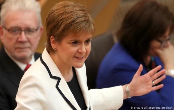 Шотландія хоче до 2021 року провести ще один референдум щодо незалежності