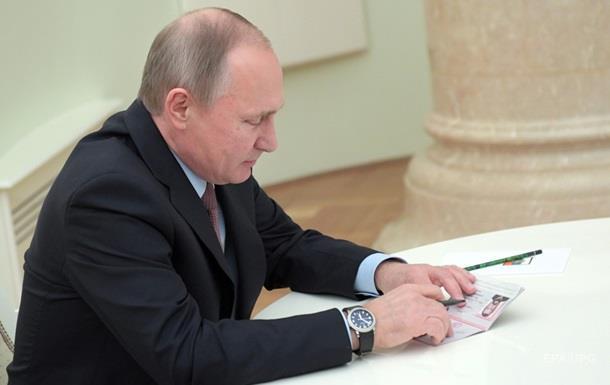 Госдеп назвал провокацией указ Путина по паспортам