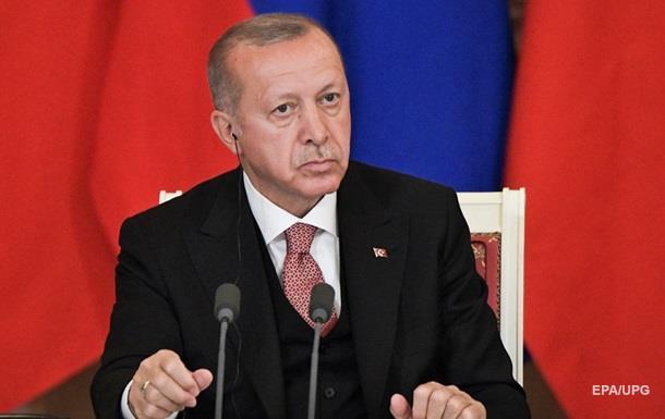 Ердоган привітав Зеленського з перемогою на виборах
