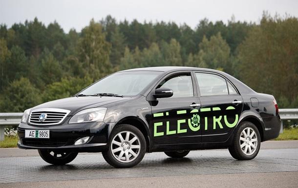 Белорусские инженеры создали три электромобиля - СМИ