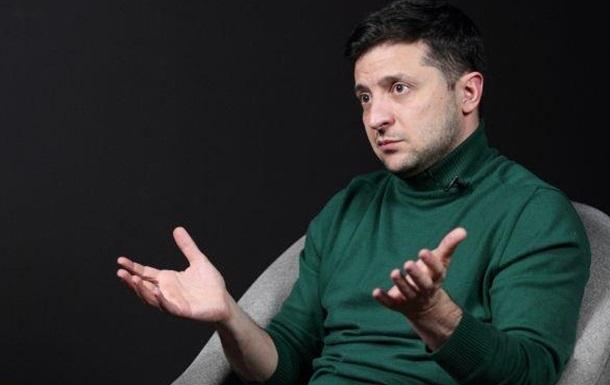 Зеленський змінив ім я в Facebook