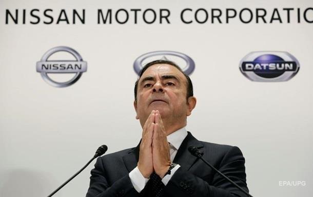 Екс-голову Nissan знову відпустили під заставу