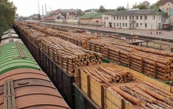 Рада ужесточила наказание за контрабанду леса