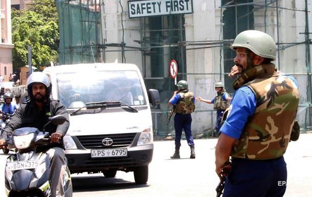 Жителів Шрі-Ланки закликали готуватися до нових терактів