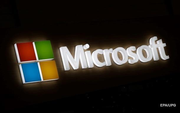 Капитализация Microsoft впервые превысила триллион долларов