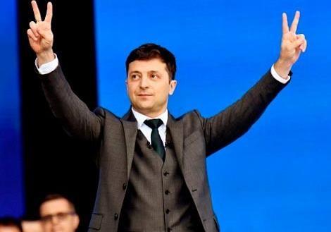 Политический КВН: чего ожидать от президента Зеленского