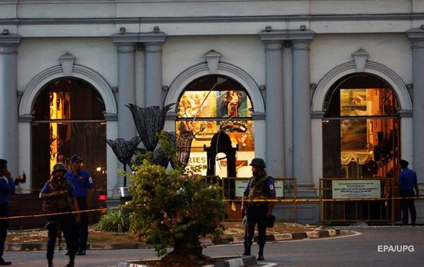 Влада Шрі-Ланки оприлюднила список загиблих іноземців