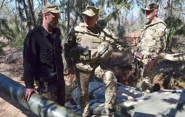 Военных Донбасса привели в полную боеготовность