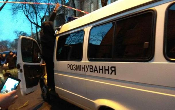В Одесі біля банку прогримів вибух