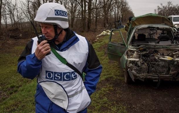 В ОБСЄ заявили про нові жертви серед мирних жителів на Донбасі