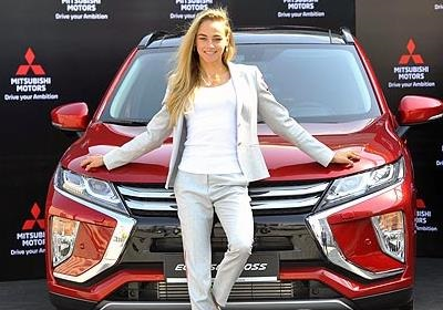 Бренд-амбасадором Mitsubishi в Украине стала чемпион мира по дзюдо Дарья Билодид