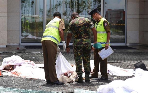 Жертв терактів на Шрі-Ланці виявилося набагато менше