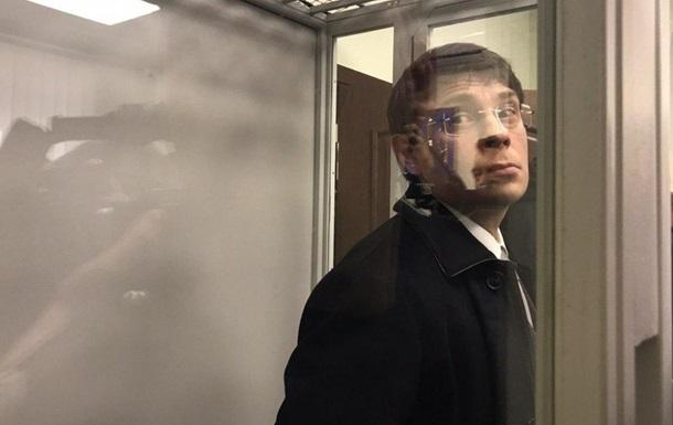 На екс-нардепа Крючкова одягли електронний браслет