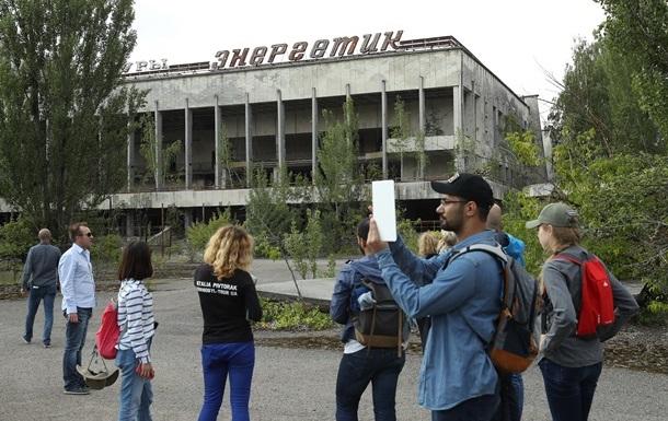Чорнобиль за три роки відвідала рекордна кількість туристів