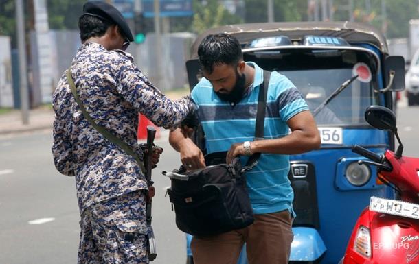 Атаки на Шрі-Ланці: на місці нового вибуху виявлено 15 тіл