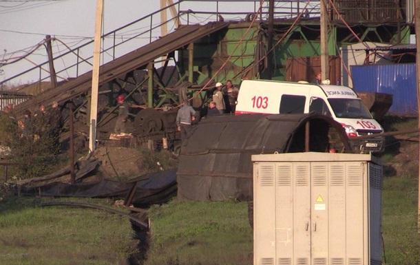 Аварія на шахті в  ЛНР : витягли тіла 13 загиблих