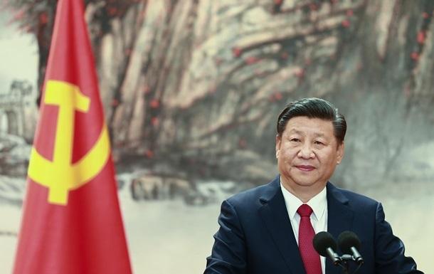 Сі Цзіньпін привітав Зеленського з перемогою на виборах