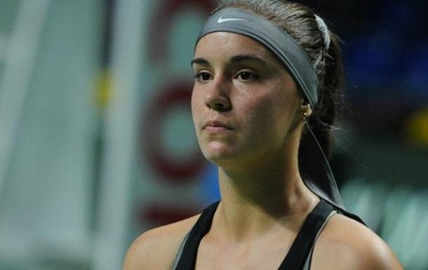 Калініна не змогла пробитися у півфінал турніру в Шарлоттсвіллі