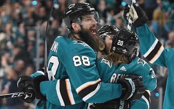 НХЛ Кубок Стенлі: Сан-Хосе повів у серії з Колорадо