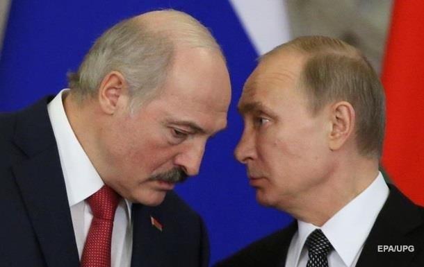 Лукашенко і Путін обговорили проблему поставок нафти
