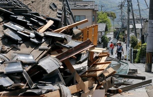У Японії стався землетрус магнітудою 5,4
