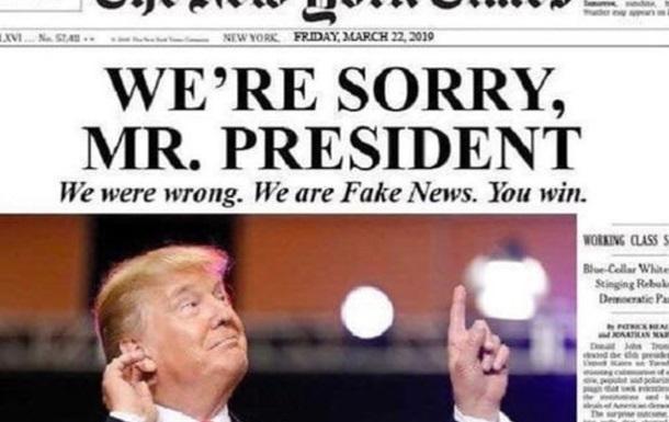 New York Times вибачилася за антисемітську карикатуру