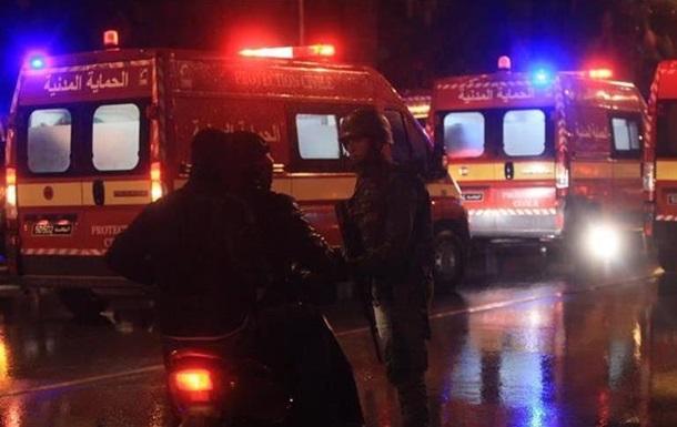 В Тунисе столкнулись два грузовика: 12 погибших
