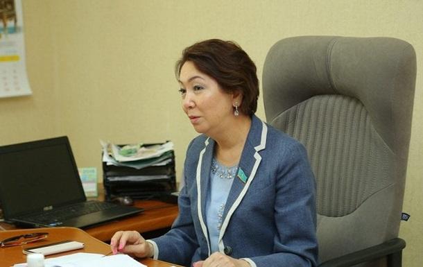 У Казахстані жінка вперше претендує на посаду президента