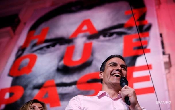 На виборах в Іспанії лідирують соціалісти