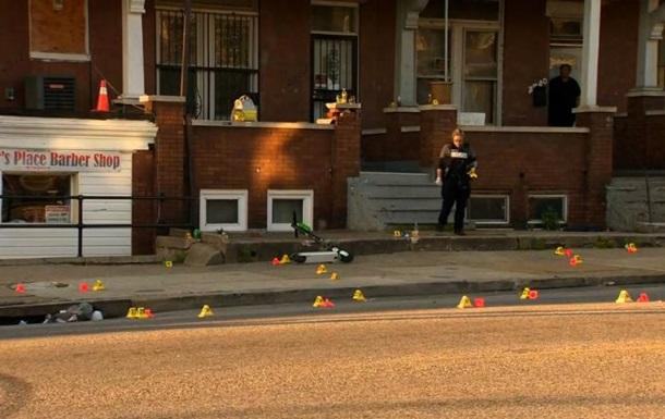 В США возле баптистской церкви произошла стрельба