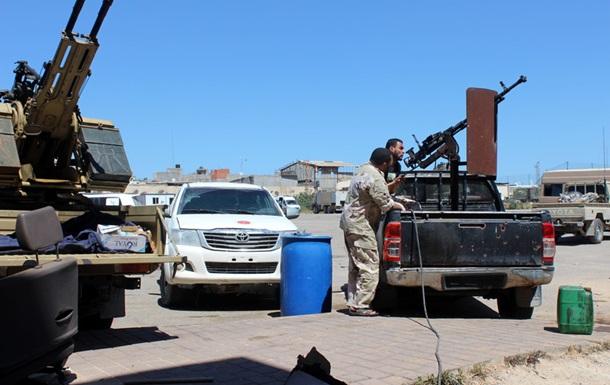 Війська уряду Лівії відтіснили армію Хафтара