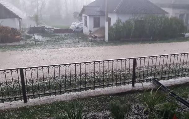 В Україні знеструмлені 30 населених пунктів