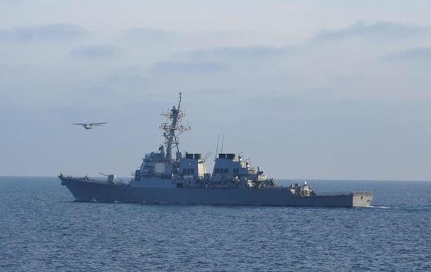 США и Турция провели учения в Черном море