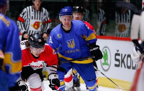 Україна поступилася Польщі у другому матчі ЧС з хокею