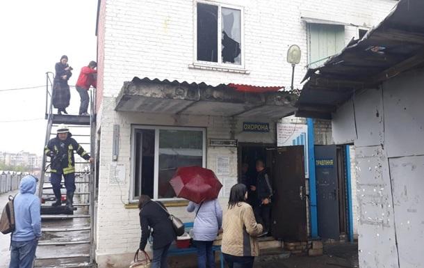 У Києві горів притулок для кішок