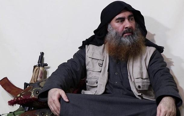 СМИ: В Сети появилось видео с лидером  ИГИЛ