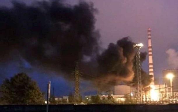 На Рівненській АЕС сталася пожежа