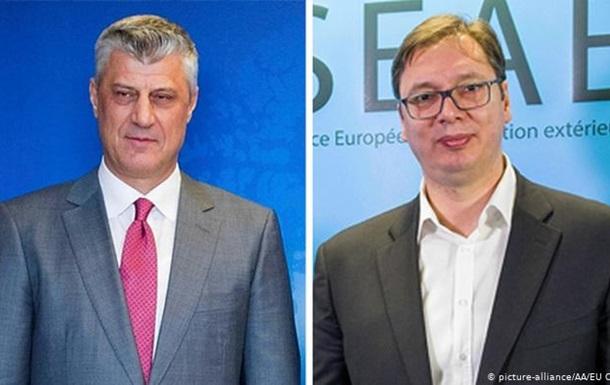 Сербія та Косово домовилися про переговори щодо врегулювання суперечки