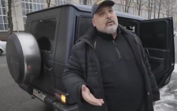 Сепаратист и уголовник «Калоша»  угрожает Анне Гопко