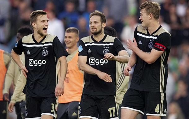 Тоттенгем - Аякс 0:1. Онлайн матчу Ліги Чемпіонів