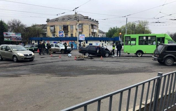 На Донбасі сталася смертельна ДТП з військовими