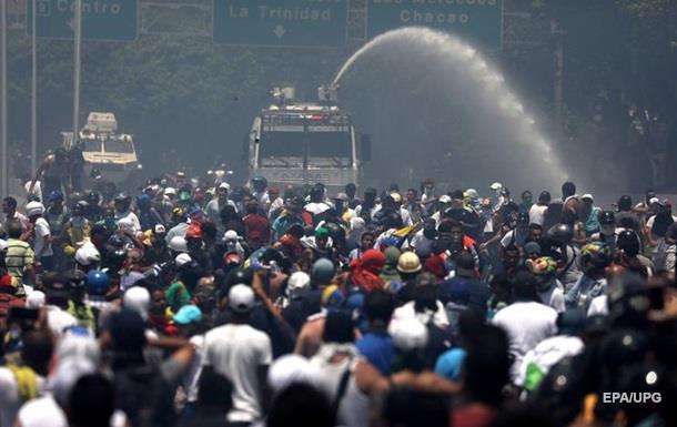 США готові застосувати армію в Венесуелі