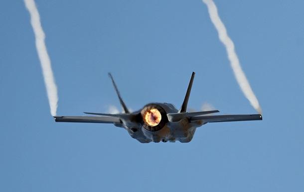 США вперше застосували в бою винищувач F-35A