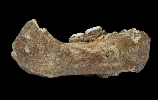 Останки денисівської людини вперше знайшли не в Денисовій печері