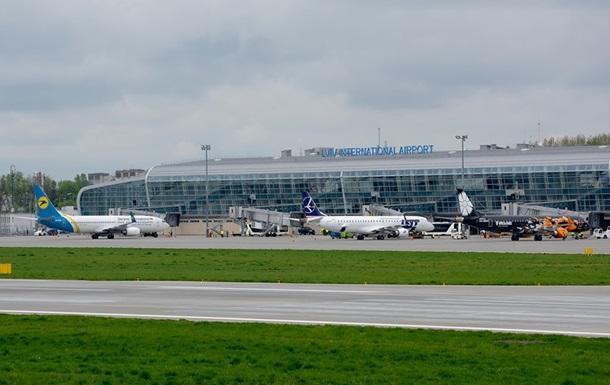 Пасажиропотік аеропорту Львів зріс майже вдвічі