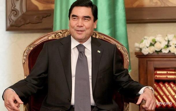 Президент Туркменістану привітав Зеленського з перемогою на виборах